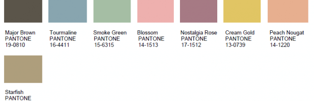 Colores de moda para pintar interiores en 2016 for Colores de moda para paredes interiores