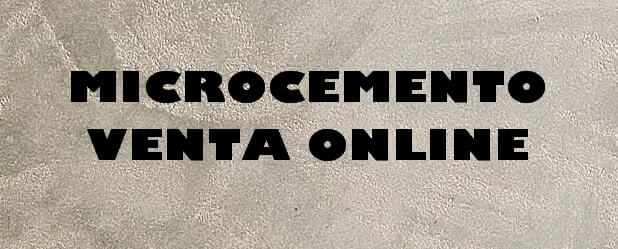 Microcemento venta On-line
