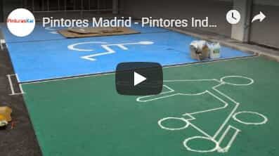 video pintura ciudad real