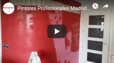 video pintura madrid